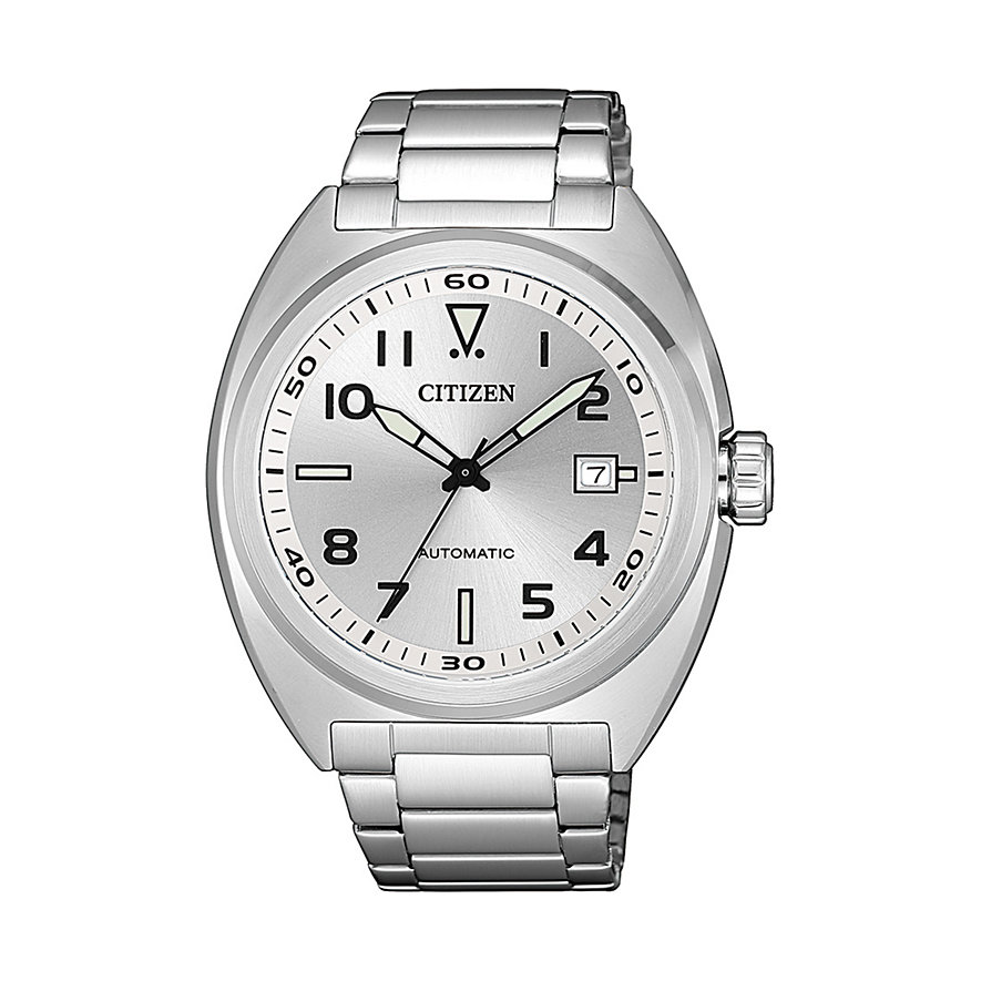 Citizen Herrenuhr Mechanisch NJ0100-89A