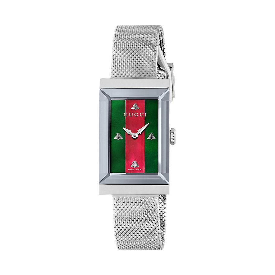 Gucci Damenuhr G-frame YA147401