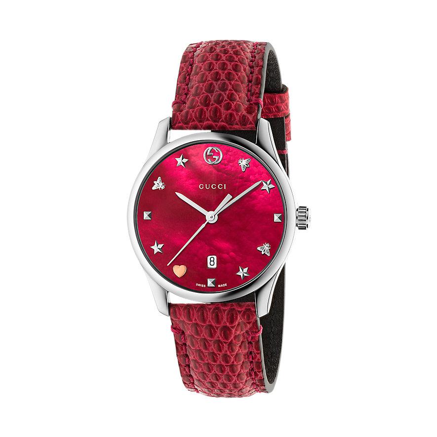 Gucci Damenuhr G-Timeless YA1264041