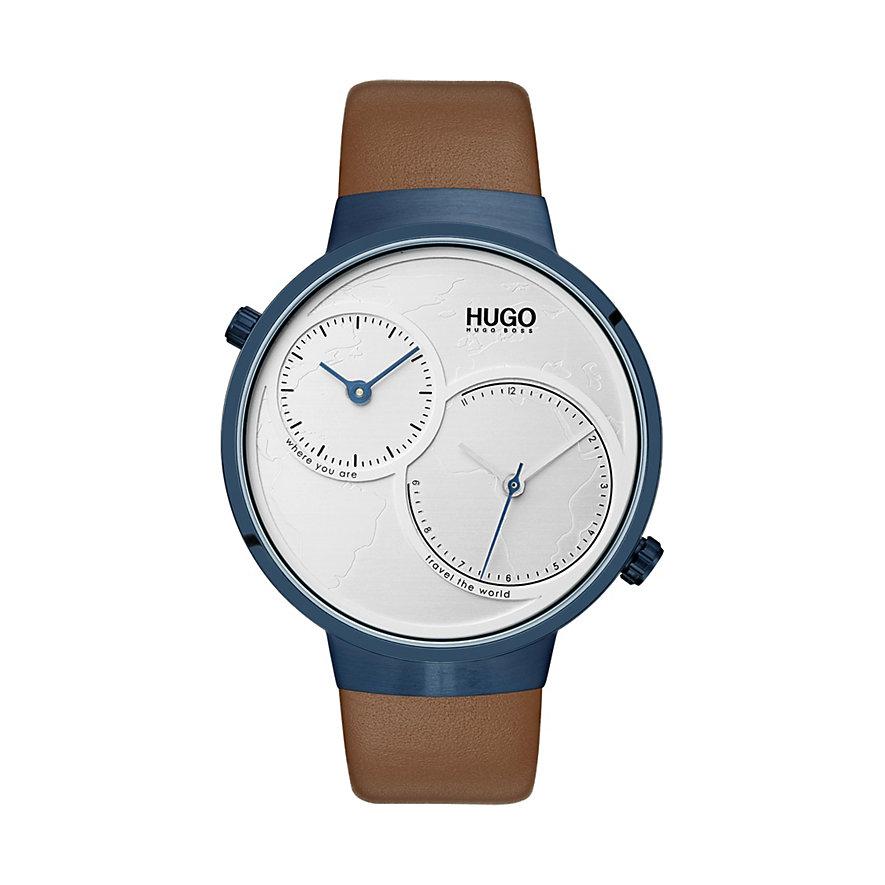 Hugo Herrenuhr Travel 1530054