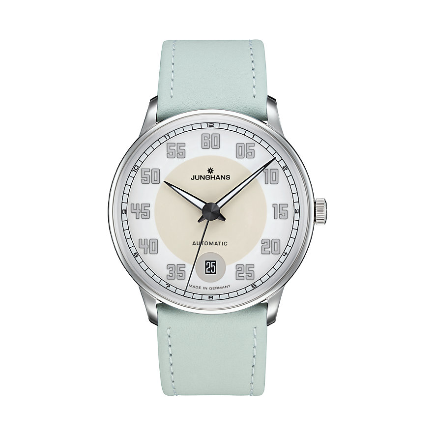 Junghans Herrenuhr Meister Driver Automatic
