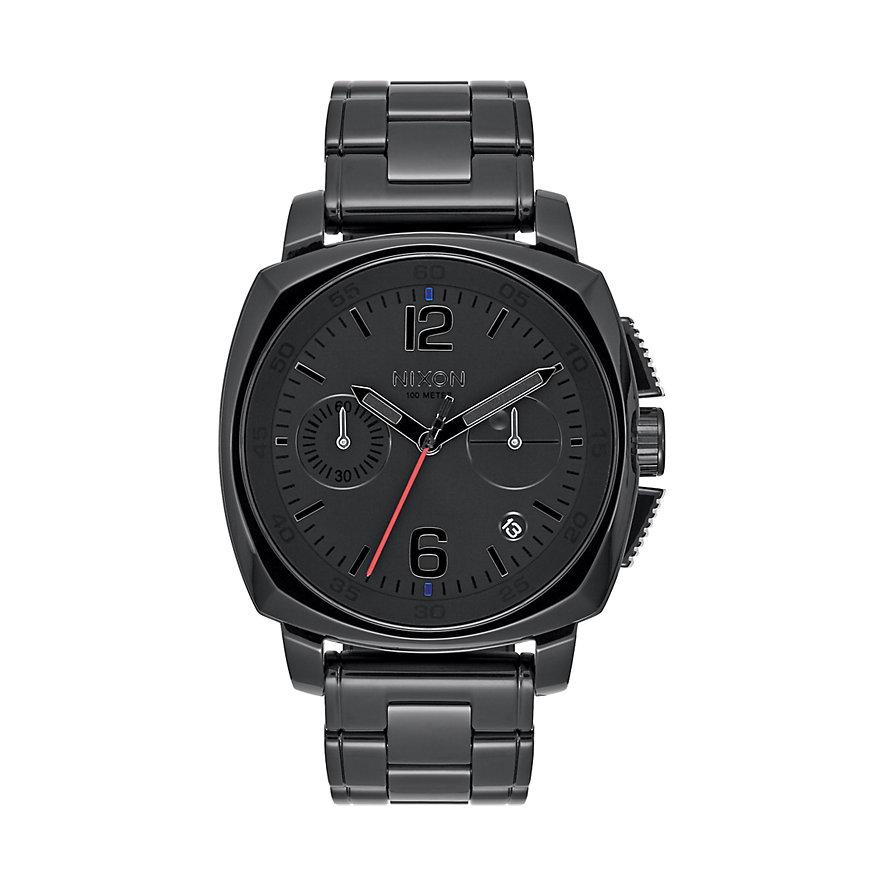 Nixon Uhr Charger Chrono A1071SW 2244-00
