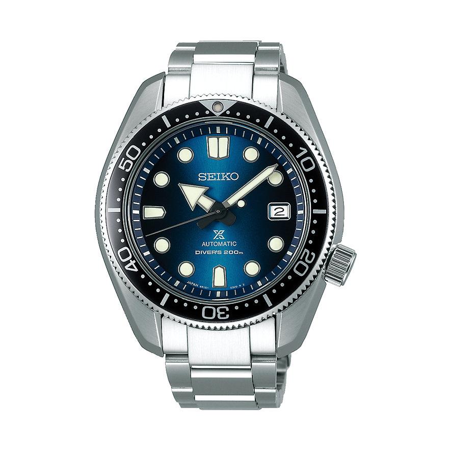 Seiko Herrenuhr Prospex Automatic Divers SPB083J1