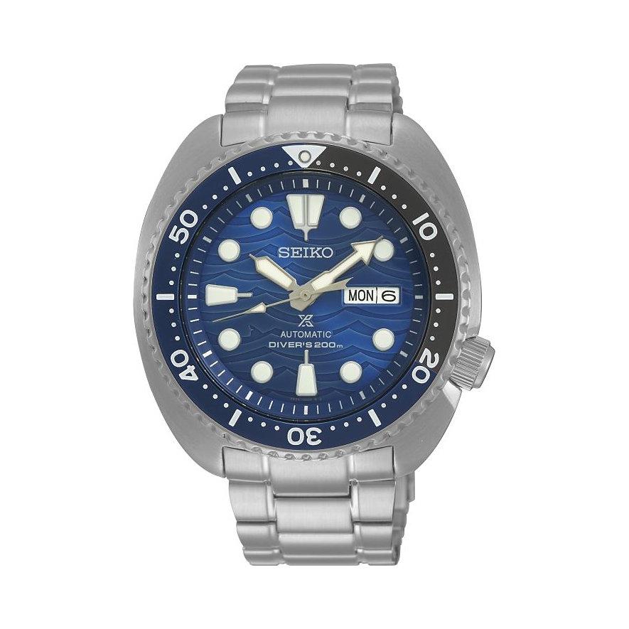 Seiko Herrenuhr Prospex Save The Ocean SRPD21K1