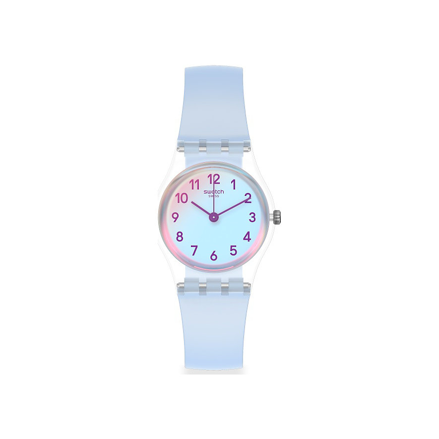 Swatch Damenuhr Casual Blue LK396