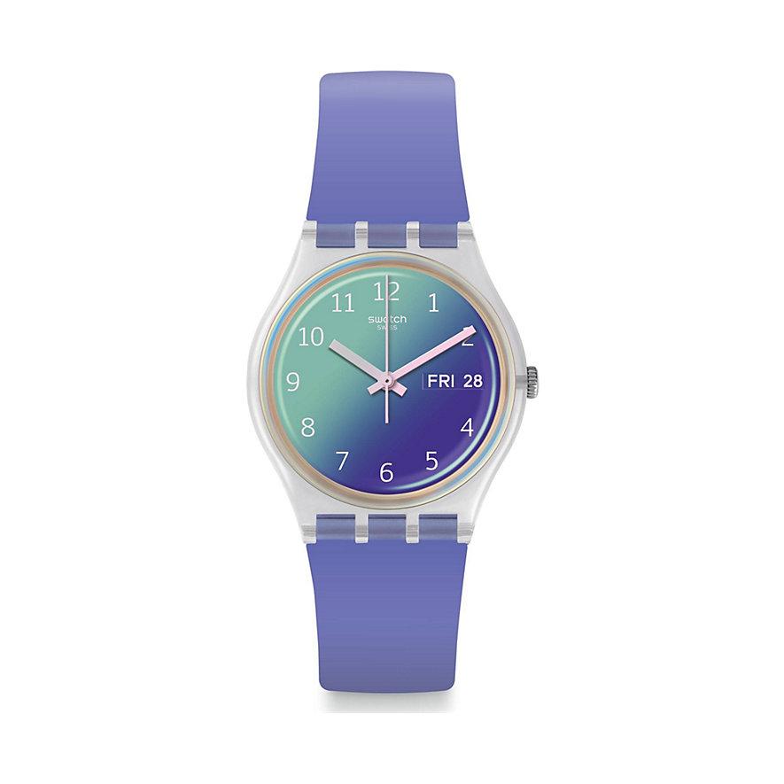 Swatch Damenuhr Ultralavande GE718