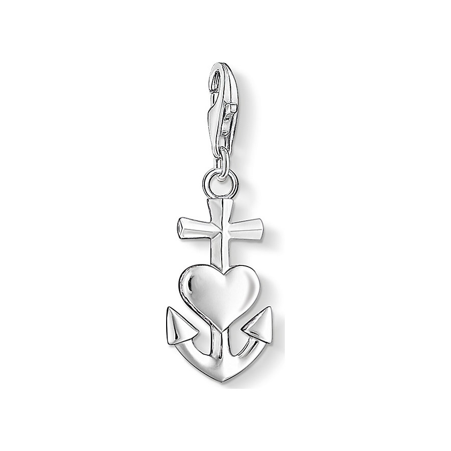 Thomas Sabo Charm 0083-001-12 Glaube Liebe Hoffnung
