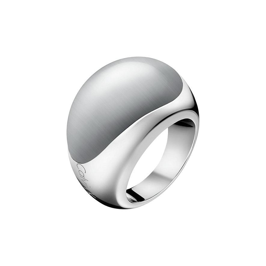 Calvin Klein Damenring Ellipse Stone KJ3QWR020107