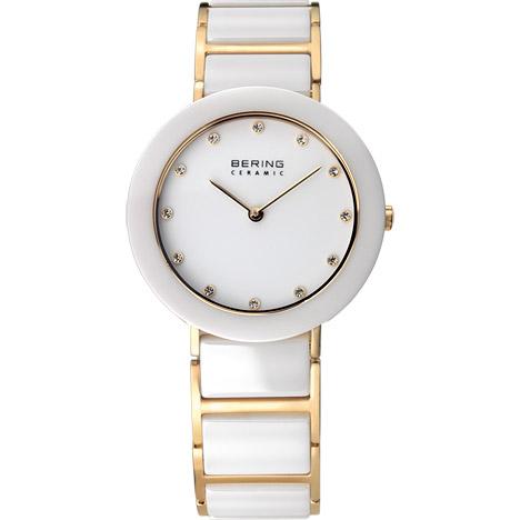 Uhren - Bering Armbanduhr Ceramic Damen  - Onlineshop Goettgen
