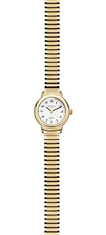 Regent Armbanduhr Damen Double Zugband 3 bar