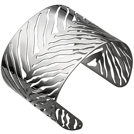 Armbaender - SIGO Armspange offener Armreif aus Edelstahl Armband breit  - Onlineshop Goettgen