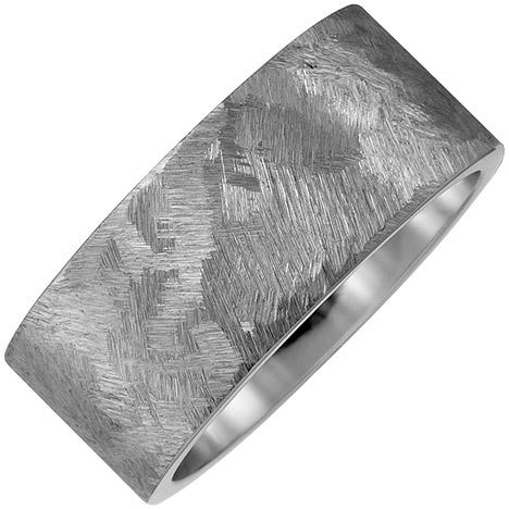 sigo -  Partner Ring breit aus Titan Partnerring Titanring