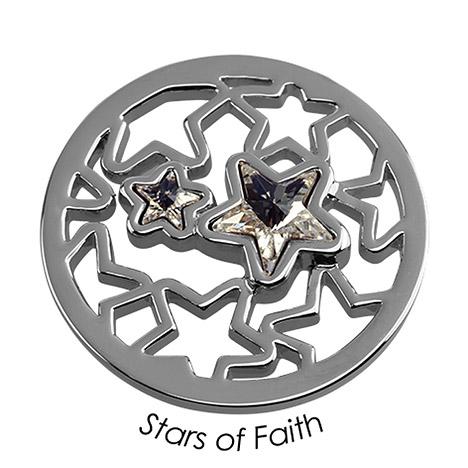 Quoins Wechsel-Münze Stars of Faith, L
