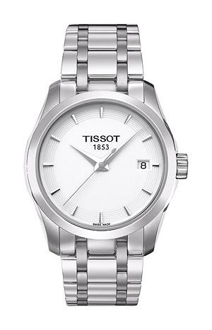 Uhren für Frauen - TISSOT Armbanduhr Damen COUTURIER LADY  - Onlineshop Goettgen