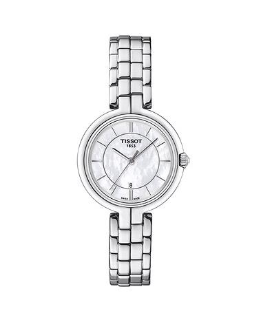 Uhren für Frauen - TISSOT Armbanduhr Damen FLAMINGO  - Onlineshop Goettgen