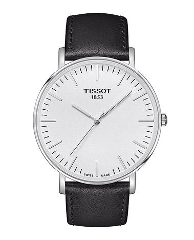 TISSOT Armbanduhr Herren EVERYTIME LARGE