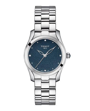 Uhren für Frauen - TISSOT Armbanduhr Damen T WAVE  - Onlineshop Goettgen