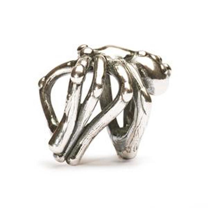 Bead 925 Silber Spinne