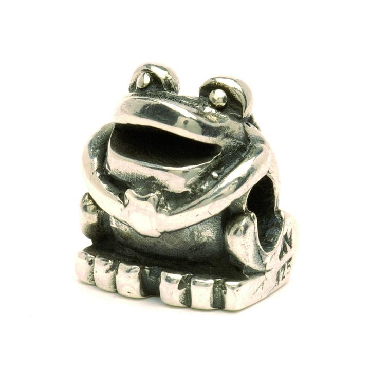 Bead 925 Silber Frosch