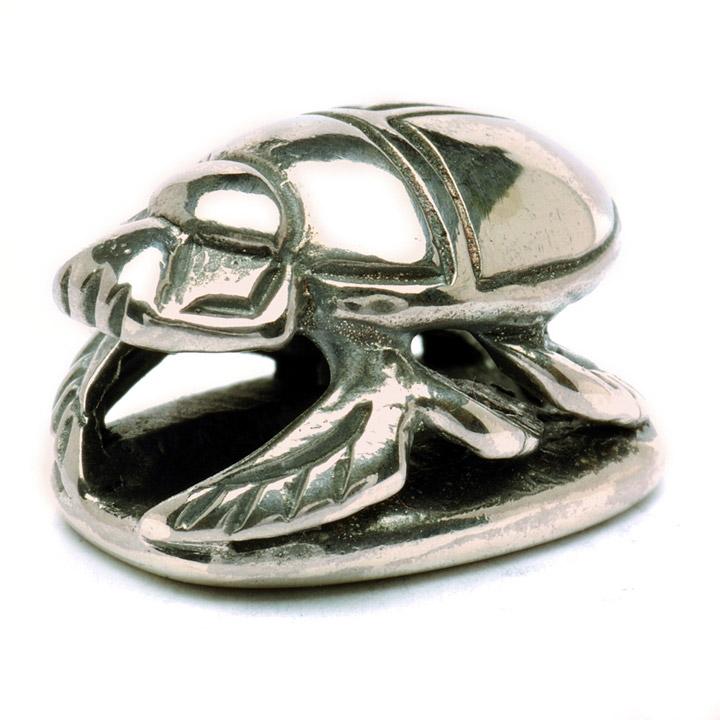 Bead 925 Silber Skarabäus