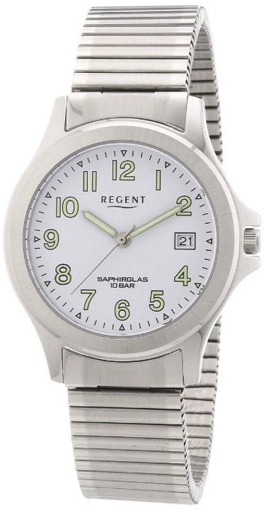 Armbanduhr Herren Edelstahl Zugband 10 bar