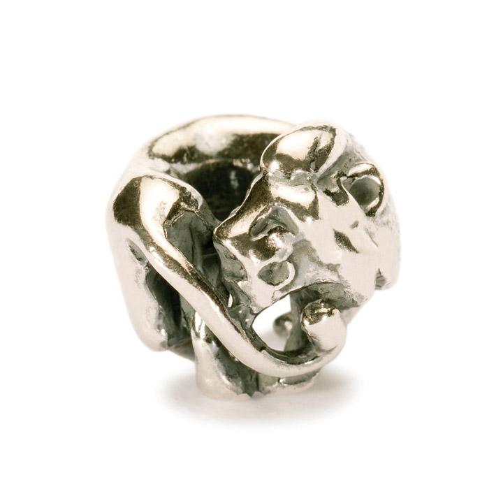 Bead 925 Silber Löwe