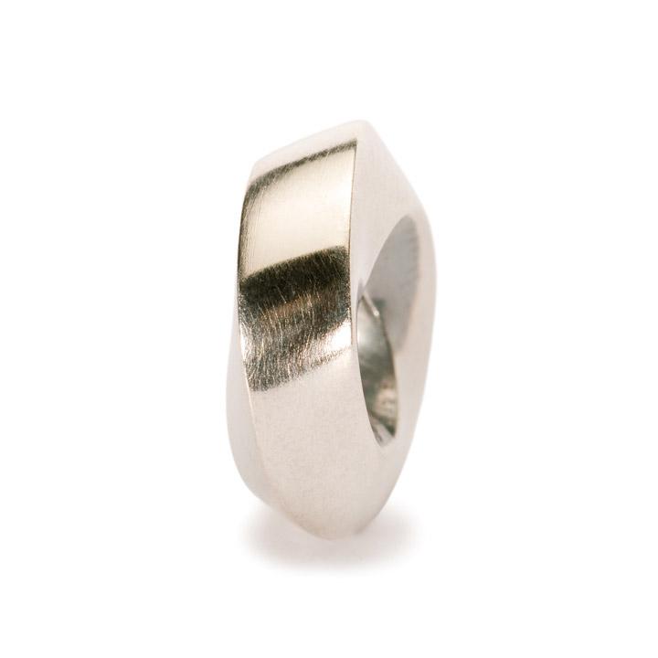 Bead 925 Silber zwei Seiten