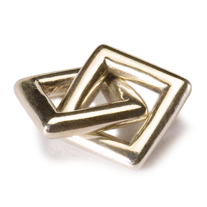 Bead 925 Silber Rahmen