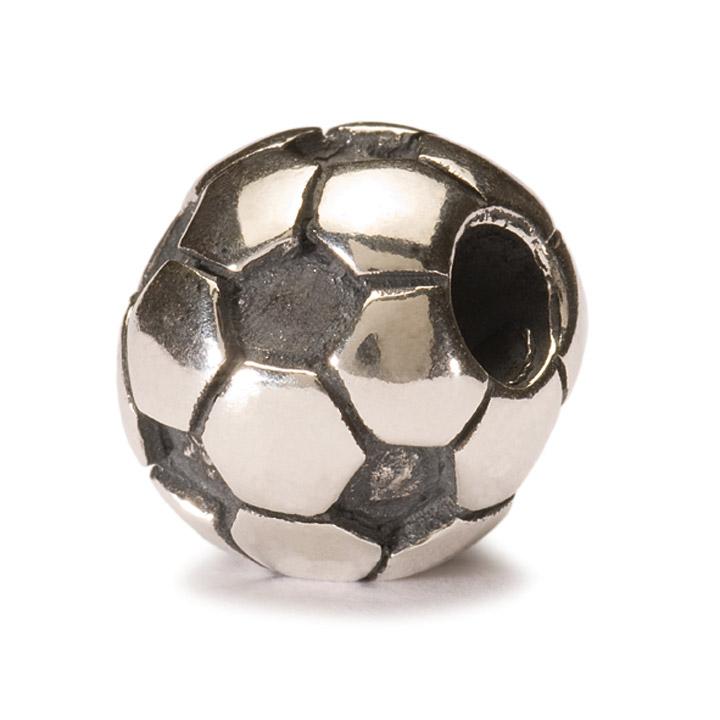 Bead 925 Silber Fußball