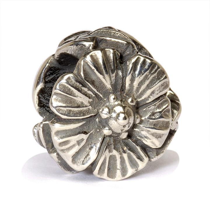 Bead 925 Silber Rose