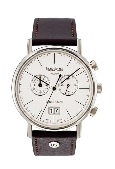 Armbanduhr Rondograph