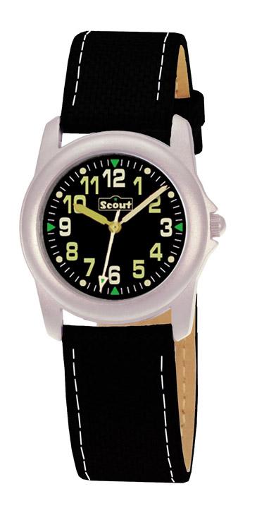 Armbanduhr THE BASIC BLACK