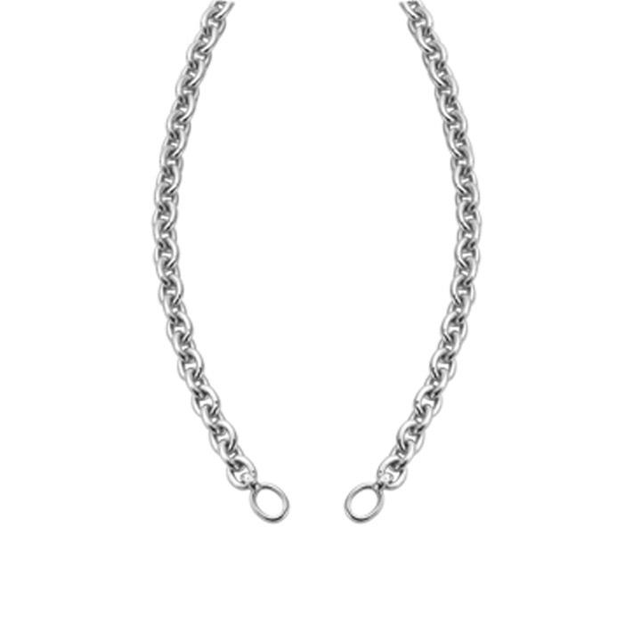 Kette für Charmring 925 Silber 70cm