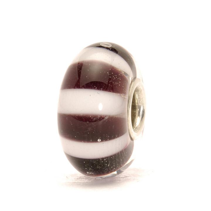 Bead 925 Silber Schwarzweiße