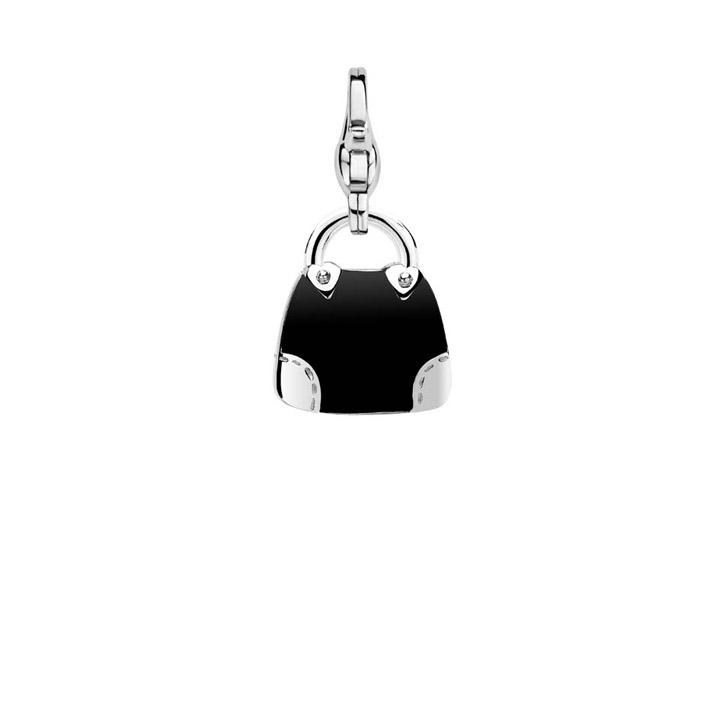 Charm 925 Silber Chic Bag