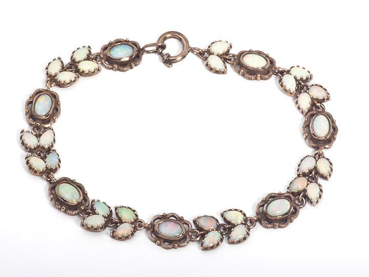 Armband Opal 925