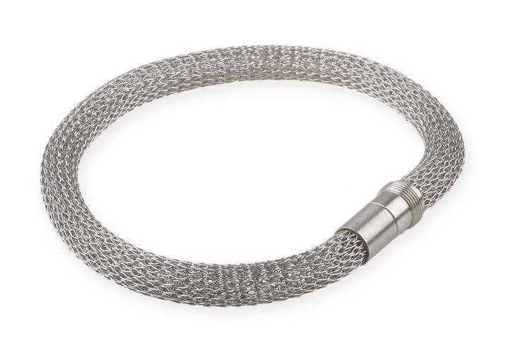 Armband, Magnetverschluß ohne Wechselhülse