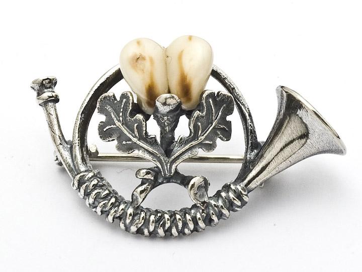 Brosche Grandl 925 Silber
