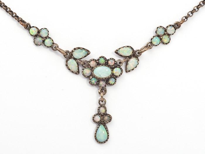 Collier Opal 925