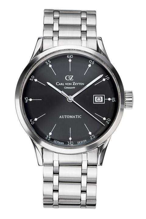 Armbanduhr Eschenz Datum, 3 Zeiger