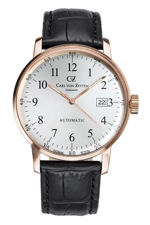 Armbanduhr Gutach Datum, 3 Zeiger