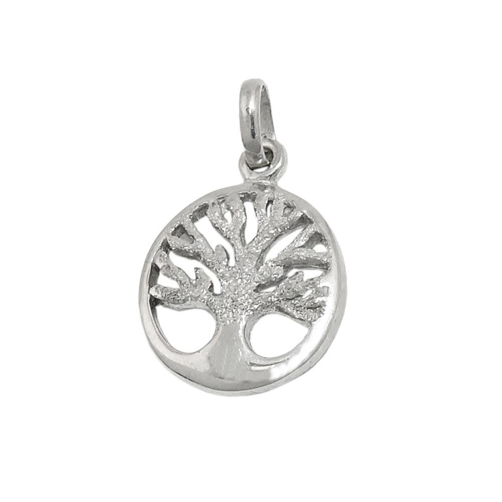Anhänger, Lebensbaum, Silber 925