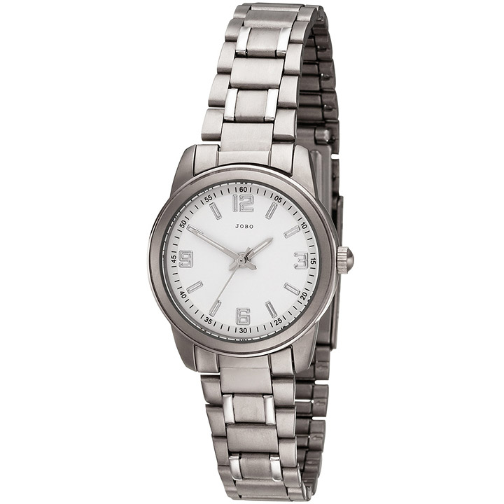 Damen Armbanduhr Quarz Analog Titan Damenuhr