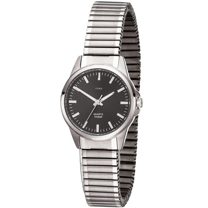Damen Armbanduhr Quarz Analog Titan Flexband Damenuhr