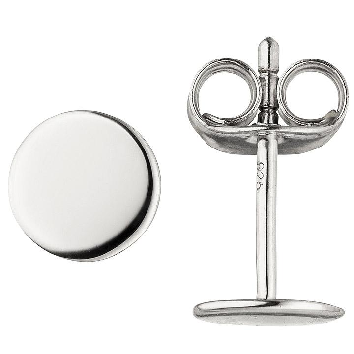 Ohrstecker 925 Sterling Silber Ohrringe Silberohrringe Silberohrstecker
