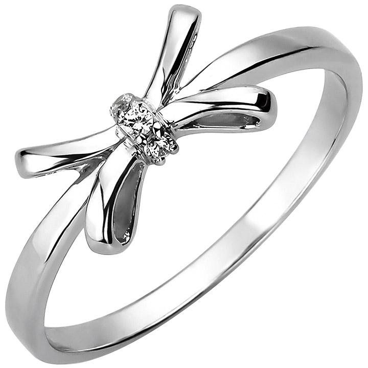 Damen Ring 925 Sterling Silber 3 Zirkonia Silberring