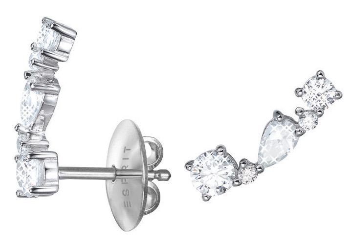 Ohrringe 925 Silber ES-DIADEM