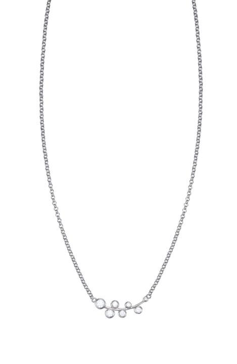 Halskette 925 Silber ES-FROSTY CRYSTALS