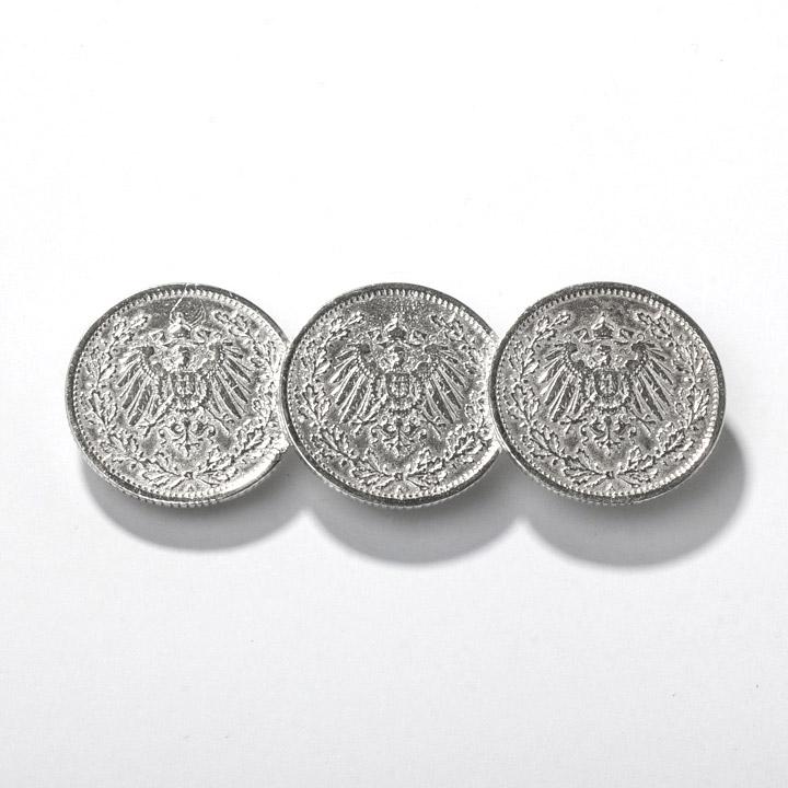 Brosche Tracht 835 Silber