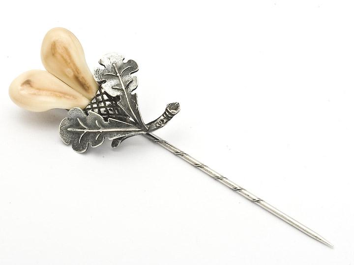 Krawattennadel Grandl 925 Silber